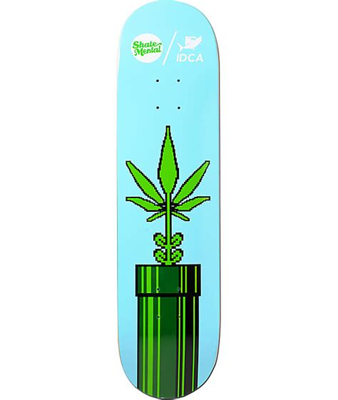 skate mental decks 80 skate mental x idca pipe 8 0 quot skateboard deck at zumiez pdp