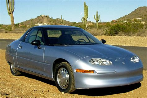 Ev Vehicles by A History Of Chevy Electric Vehicles