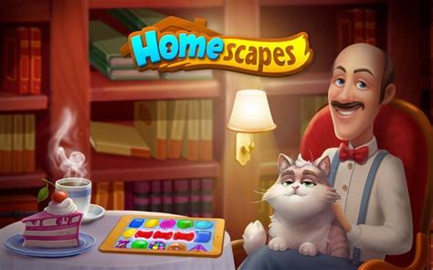 homescapes mod apk  hack   android