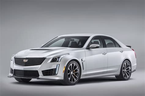 Cadillac Sedan by 2016 Cadillac Cts V Sedan Gm Authority