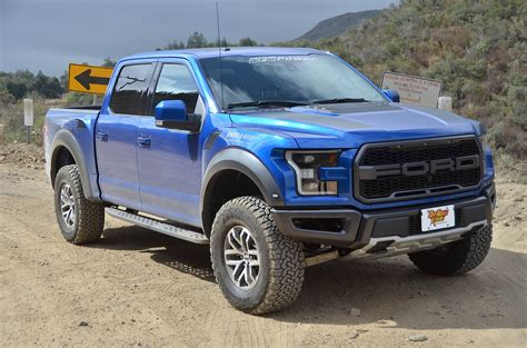 Afe Power's Tricked Out 2017 Ford Raptor
