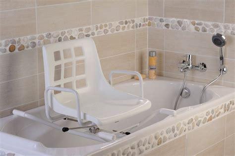 chaise de bain siège de bain pivotant dupont