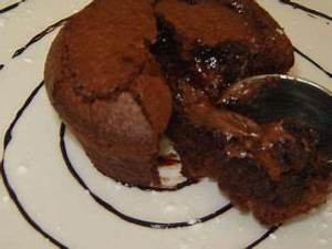 Recette Fondant Au Nutella : moelleux au chocolat coeur fondant au nutella recette ~ Melissatoandfro.com Idées de Décoration