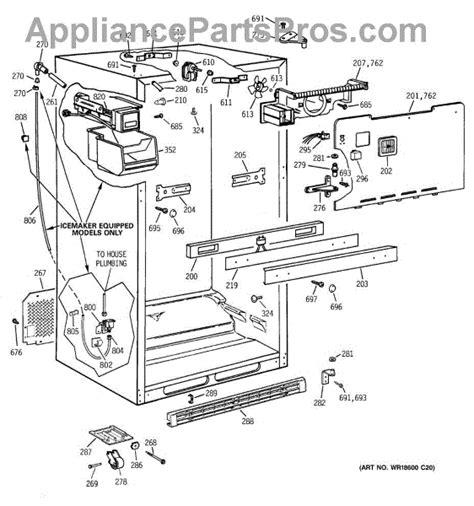 ge wrx water inlet valve appliancepartsproscom