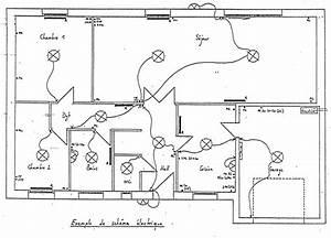 exemple schema electrique maison individuelle ventana blog - Plan Electrique Maison Individuelle
