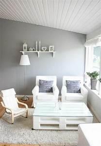 Wohnzimmer Gestalten Tipps : europalette m bel tisch aus europaletten wohnzimmer ~ Lizthompson.info Haus und Dekorationen