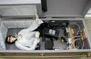 Scary Terry U0026 39 S Computer Controlled Coffin