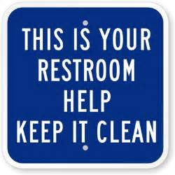 funny bathroom signs printable quotes