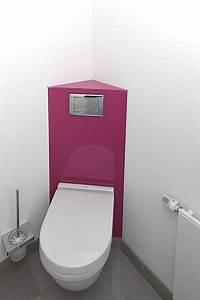 Eck Wc Platzbedarf : g ste wc f r kleine badezimmer platzsparende l sung f r ~ A.2002-acura-tl-radio.info Haus und Dekorationen