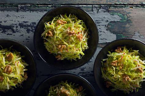 savoy cabbage slaw  applesauce vinaigrette  mustard