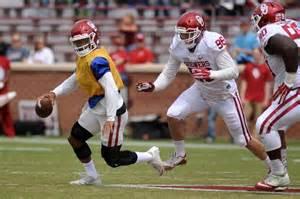 Oklahoma Sooners Quarterback