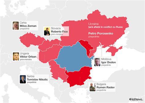Romania tara carpatica dunareana pontica si central european