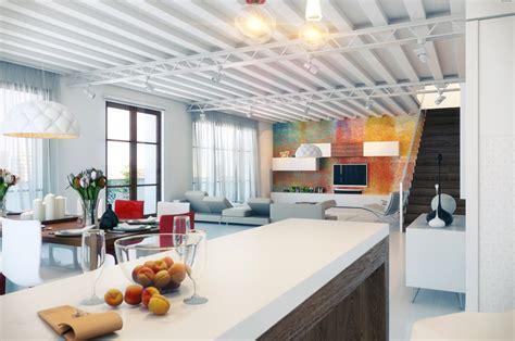 wood white kitchen island interior design ideas