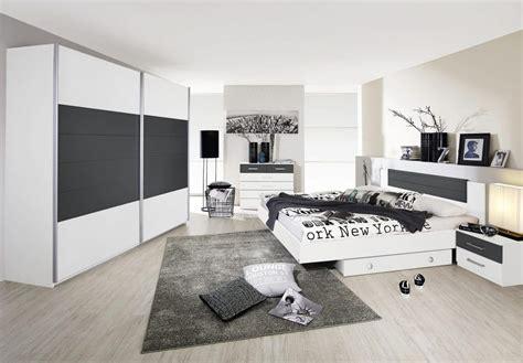 chambre architecte chambre grise et blanche 19 idées et modernes pour se