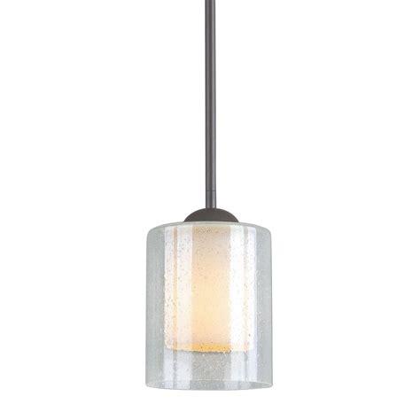 shop woodbridge lighting cosmo 5 5 in bronze mini clear