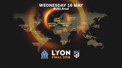 Prediksi Final Europa League 2017-2018: Olympique de ...