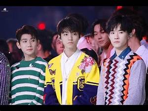 Smaragdgrün Tv Ausstrahlung 2017 : tfboys 2017 2018 2017 2018 hunan satellite tv new year roy wang yuan youtube ~ Orissabook.com Haus und Dekorationen