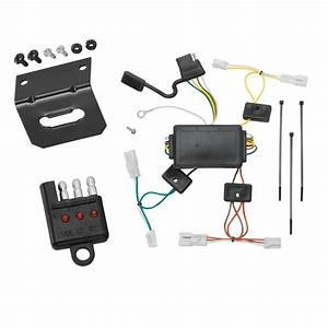 Trailer Wiring And Bracket And Light Tester For 03