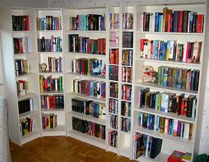 Bücherregal über Eck : anonymous bookaholic mein b cherregal ~ Michelbontemps.com Haus und Dekorationen