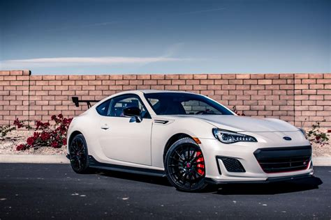 2018 Subaru Brz Ts A Sharper Sports Coupe Reserved For