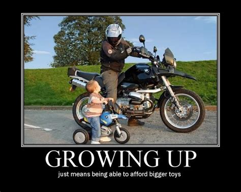 Motorcycle Motivational Posters (funny
