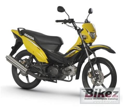 2013 honda xrm 125 motard specifications and