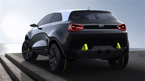 Kia Niro Concept by Kia Niro Concept All Paw Hybrid Unveiled Photos 1 Of 11