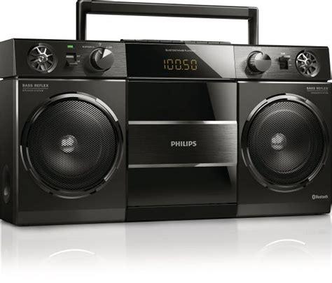 Rd Ijo Bpom philips ost690 10 portable bluetooth usb fm radio boombox
