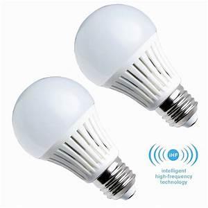 Lampe Mit Glasfuß : led lampe mit bewegungsmelder led lampe e27 warm wei 320lm mit bewegungsmelder 5 watt 3000k ~ Indierocktalk.com Haus und Dekorationen