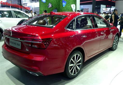 Roewe i6 & ei6 Launched On The Guangzhou Auto Show In ...