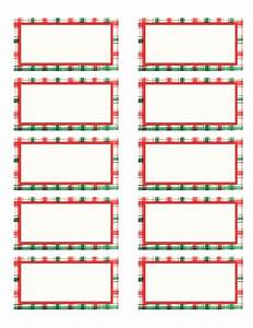 7 best images of avery printable gift tags avery printable tag templates free printable for Christmas label templates