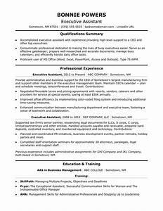 executive administrative assistant resume sample monstercom With executive assistant resume samples