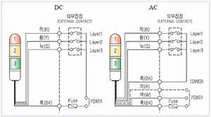 Srlp Led Steady  Flashing Signal Towers