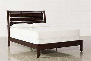 Chad Full Panel Bed - Living Spaces