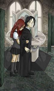 Severus&Lily - Severus Snape & Lily Evans Fan Art (6678516 ...