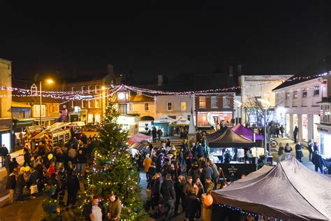 GALLERY: Downham Market shines at Christmas lights switch-on