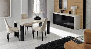 Extendable in Wood Fabric Seats Dinette Tables and Chairs
