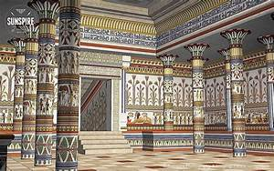 Ancient Egyptian Architecture Houses | www.imgkid.com ...
