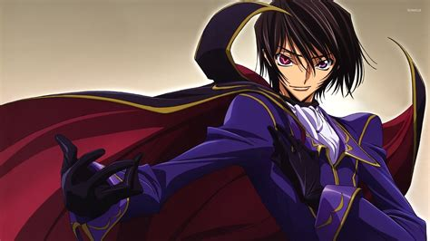 Code Geass Anime Wallpapers - lelouch lerouge code geass 5 wallpaper anime