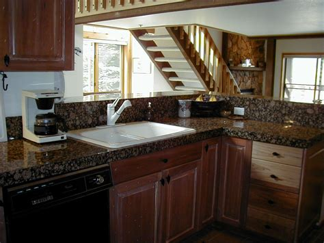 kitchen design granite countertops mixed granite kitchen design ideas and photos theydesign 4448