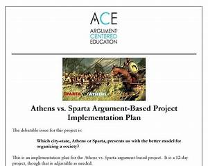 Wiring Diagram Database  Athens Vs Sparta Venn Diagram
