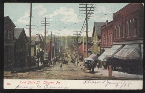 sharon pa  hometown images
