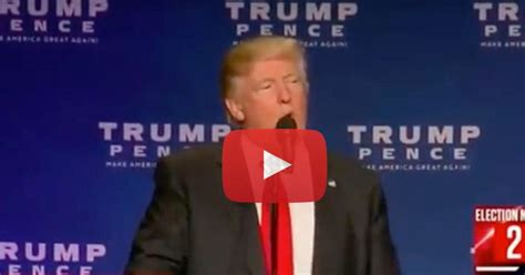 trump wants president