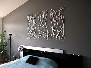 Wall Art 2 - Modern - Bedroom - indianapolis - by Moda