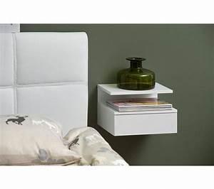 Table De Chevet Blanche Ikea : les 25 meilleures id es de la cat gorie chevet suspendu sur pinterest diy lampes de chevet ~ Nature-et-papiers.com Idées de Décoration