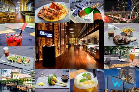 the kitchen table w hotel review the kitchen table w bangkok 9journeythailand