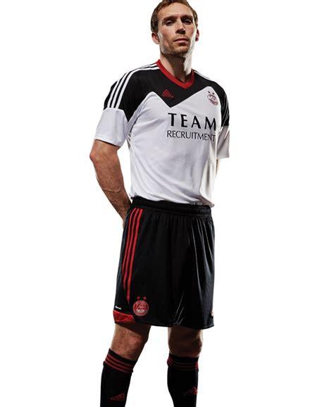 New Aberdeen Away Strip 2013/14- Adidas Aberdeen Away Top ...
