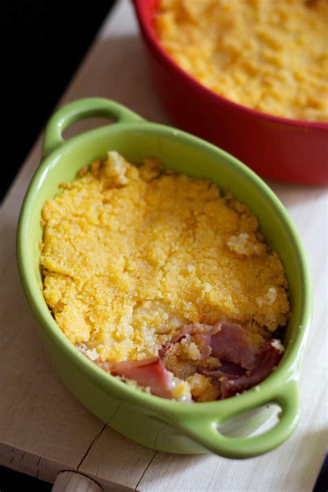 cuisine polenta petits gratins de polenta express façon croque monsieur cuisine en scène le cuisine de