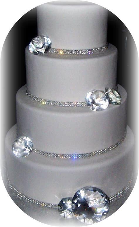 suzy homefaker edible sugar diamonds dream wedding