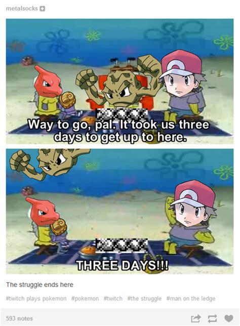 Know Your Meme Twitch Plays Pokemon - image 700301 twitch plays pokemon know your meme